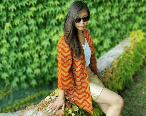 Veste kimono Géej