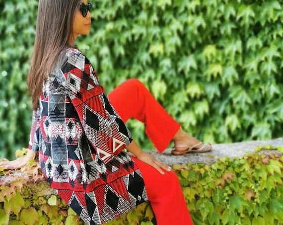 Veste kimono Woodin