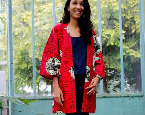 Veste kimono Ventilo