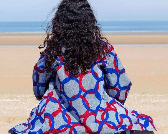Veste kimono Olympia