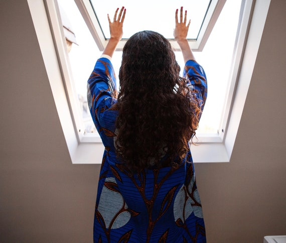 Veste kimono Papa Ye Asa
