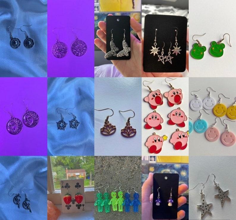 mystery earrings pack