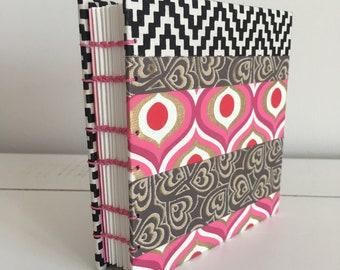 Handmade 4x4 Book - Trippy Three