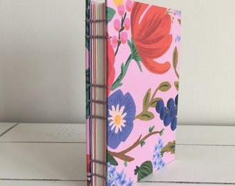 Handmade 4x6 Book - Purple Princess