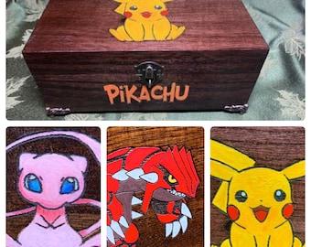 Little Explorer Dinosaur adventure engraved wooden box gift box hinged lid