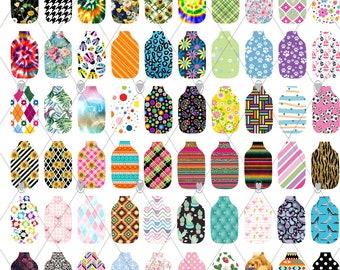 Hand Sanitizer Holder Designs, HUGE Bundle 100 Different Designs, Sublimation Design, Digital Download Only!