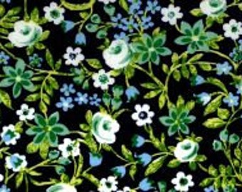 Botanical Garden Blue
