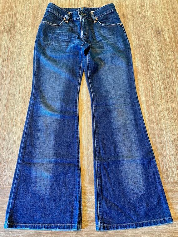 Vintage Levi's Women's Flare Jeans