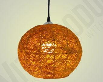 Globe pendant light etsy modern pendant light globe pendant light hanging light globe ceiling lamp globe pendant lamps sphere 19 x 19cm aloadofball Image collections