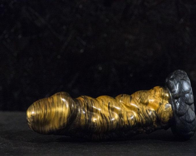 Custom Dildo Silicone Natas 19 cm Length 5.5 cm