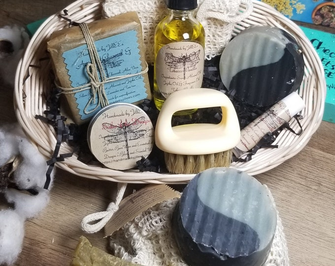 Father's Day Gift- Skin Care Basket he'll Love