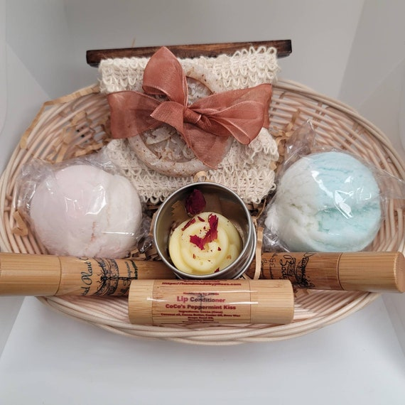 Natural Skin Care gift set
