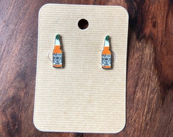 Beer earrings | Etsy