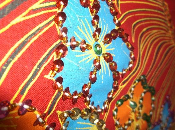 Sparkle embroidered beaded kaftan,caftan Hand mad… - image 6