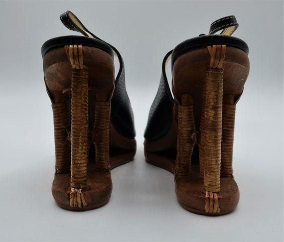 Prada Platform Sandals - image 3