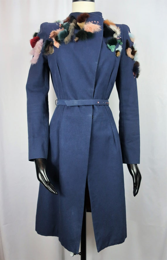 Christian Lacroix Trench Coat