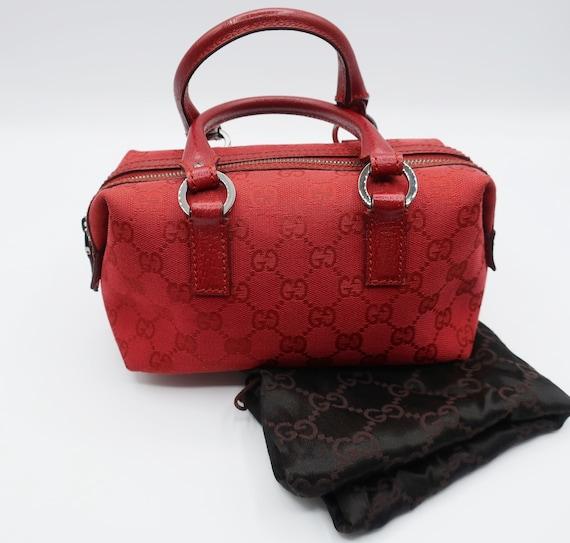 Gucci Joy Boston Mini Monogram GG Bag - image 5
