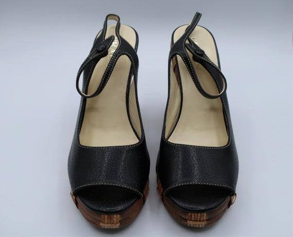Prada Platform Sandals - image 1