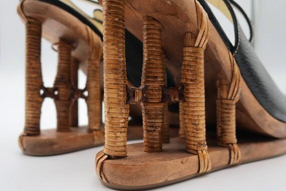 Prada Platform Sandals - image 4