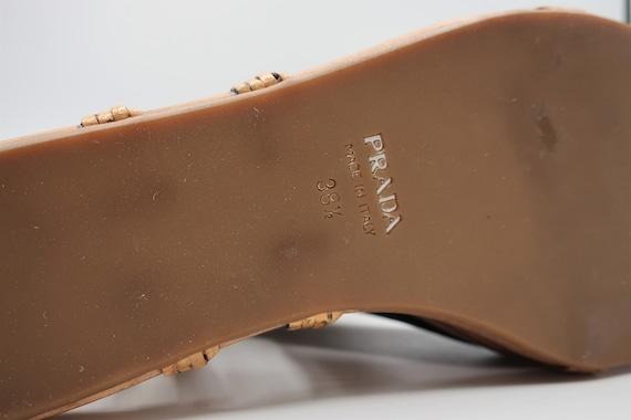 Prada Platform Sandals - image 5