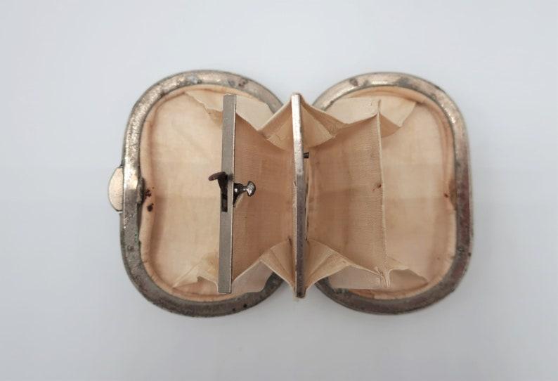 Antique Pill Case