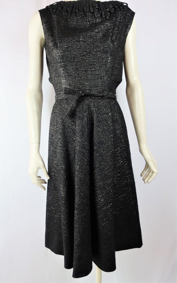 1950's Couture Dress
