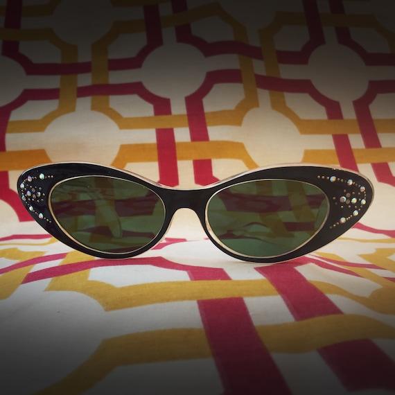 Rare Vintage 50's Sunglasses