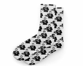 Tony Montana Socks - Scarface Socks