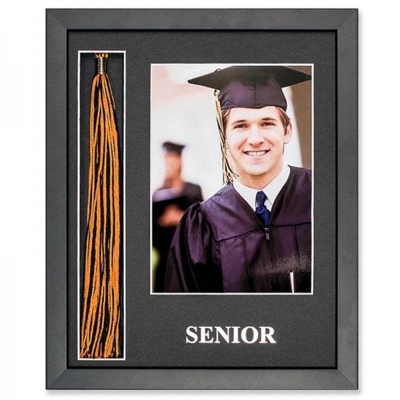 Graduation Frame Senior Tassel Plus 5x7 Photo Etsy