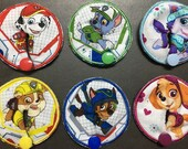 Paw Patrol G-Tube Pads G Tube covers Mic-Key AMT Mini One feeding tube pads Tubie Pads