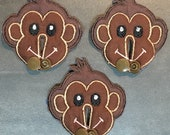 Monkey G-Tube Pads G Tube covers Mic-Key AMT Mini One feeding tube pads Tubie Pads