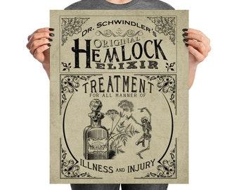 Dr. Schwindler's Original Hemlock Elixir
