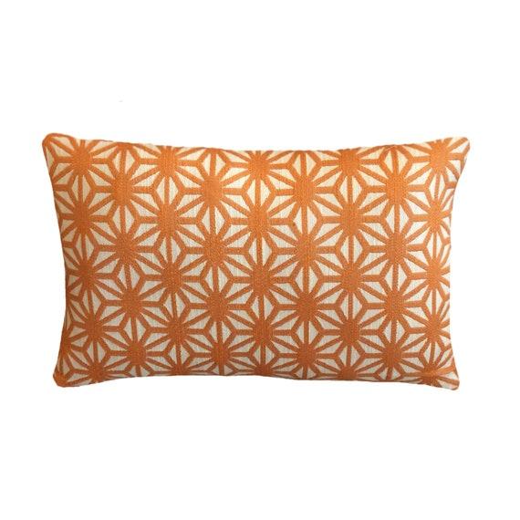 Bronze Geometric Starburst Thibaut Decorative Lumbar Pillow Etsy New Starburst Decorative Pillow
