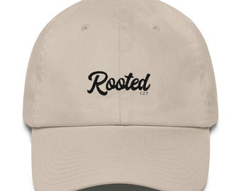 Rooted - Dad Hat