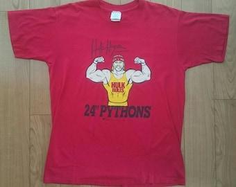 6ba6e651dc53 Vintage 1989 WWF Hulk Hogan 24