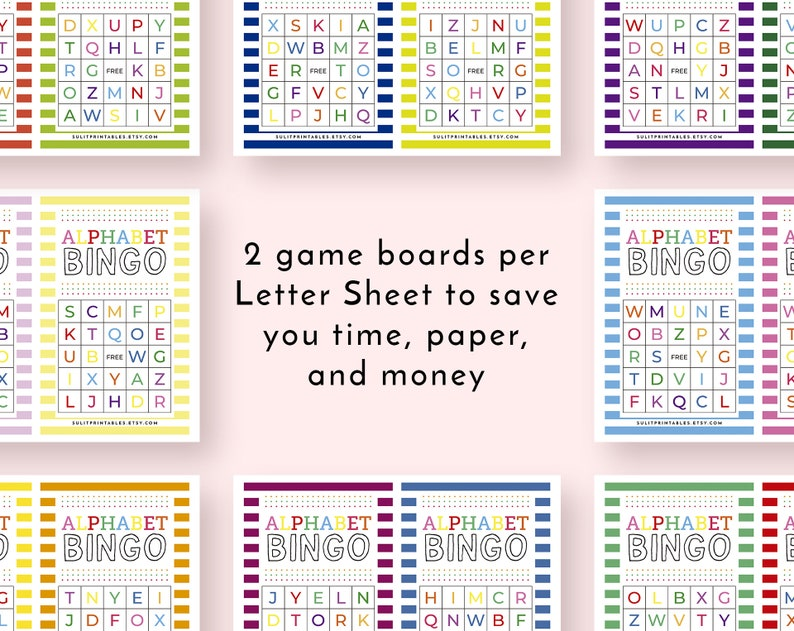 graphic relating to Letter Bingo Printable named Alphabet Bingo For Little ones, Printable Bingo, Pleasurable Finding out for Youngsters, Studying In the course of Engage in, Kindergarten Preschool Printable, Instructor Print