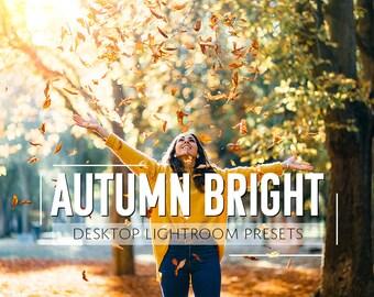 Lightroom Preset / Autumn Bright Preset / Photographer Blogger Preset for Light Enhanced Photos / Modern Editing / Adobe Lightroom
