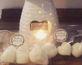 white jasmine wax melts