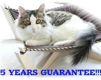 Pet Hammock, Cat Hammock, Сat Hammock Bed, Cat Hammock Brown, Cat Bed, Cat  Furniture, Cat Bed Furniture, Hammock Cat, Furniture For Cats