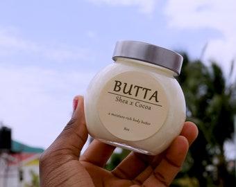 BUTTA | Shea x Cocoa  | A moisture rich body butter