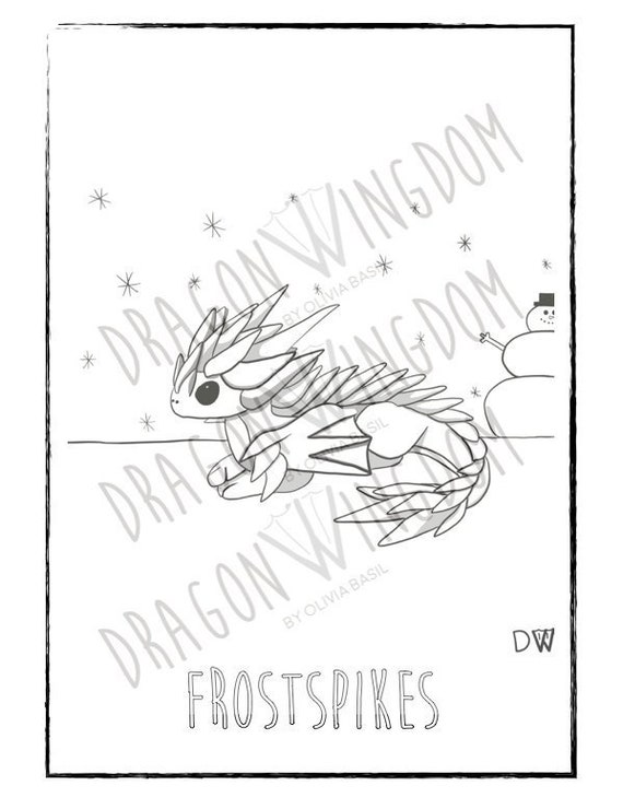 photograph about Dragon Printable named Printable Dragon Coloring Internet pages
