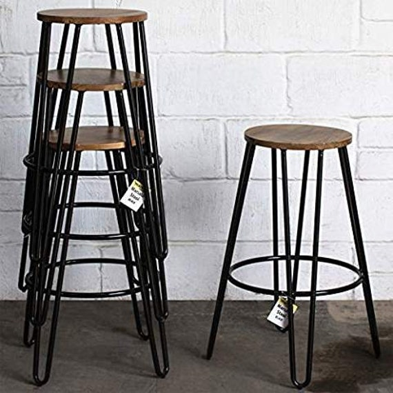 Awe Inspiring The Neste Breakfast Bar Hairpin Leg Stools To Match Our Handmade Dining Tables Gmtry Best Dining Table And Chair Ideas Images Gmtryco