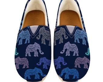 Elephant shoes | Etsy