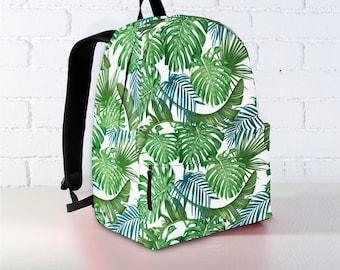 3ecbfc70723a Leaf backpack | Etsy