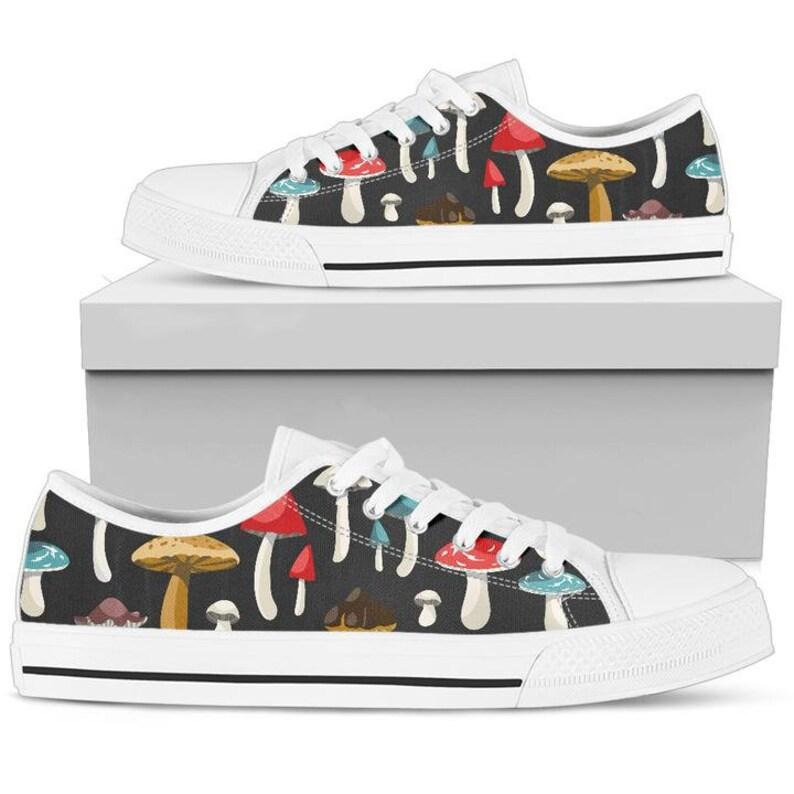 Pilz Schuhe Liebhaber geschenk Sneakers Frauenschuhe Pilz