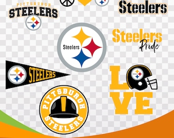 Pittsburgh Steelers Files Sport Logo Vector Svg American Football