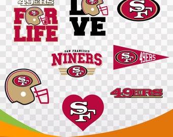San Francisco 49ers svg a99a6e615