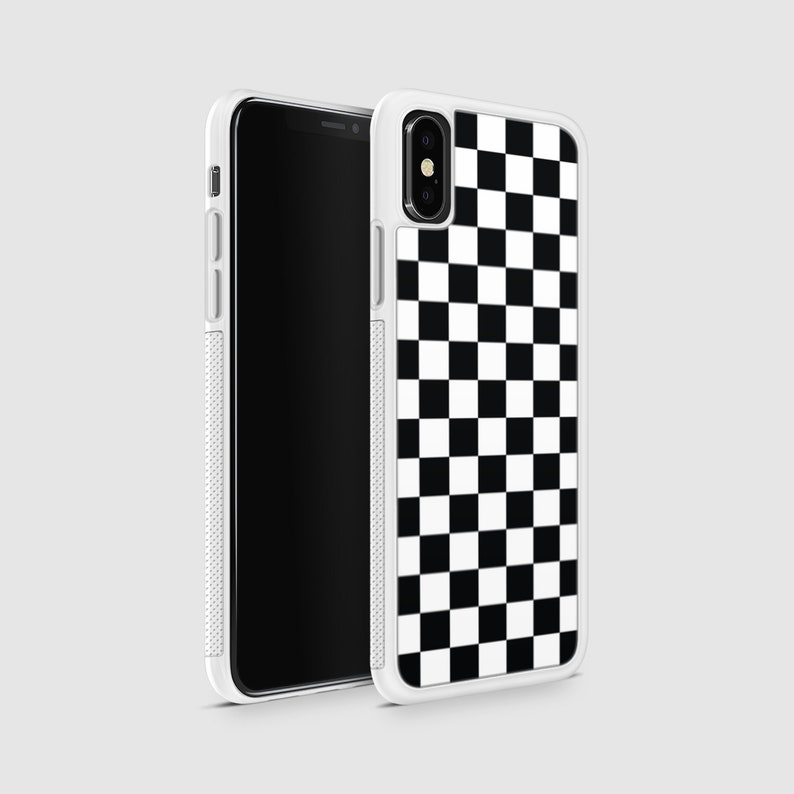 iphone 7 plus hülle checkerboard