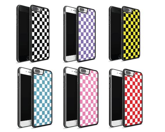 Iphone 6 Phone Cases: Checkered Phone Case / IPhone 7 Case / IPhone 7 Plus Case