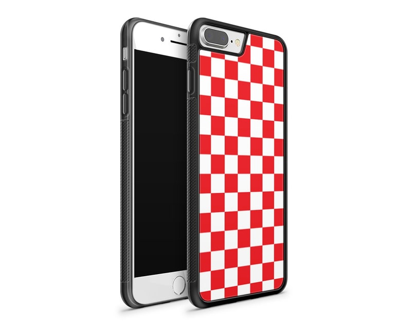 checkered phone case iphone 7 plus